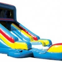 Slide N Splash with Detachable Pool