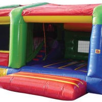 Cubby House Bouncy Castle