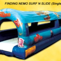 Finding Nemo Surf n Slide