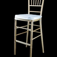 Natural Chiavari Bar Stool