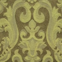 French Brocade Basil Napkin