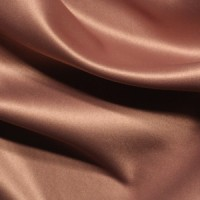 Matte Satin Driftwood Brown Napkin