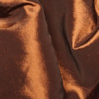 Belle Taffeta Copper Napkin