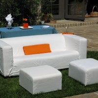 White Ottoman