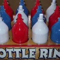 Bottle Ring Toss