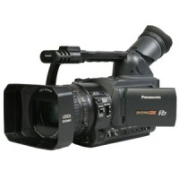 Panasonic HVX200 HD Video Camera