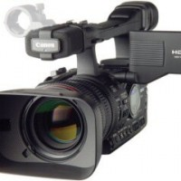 Canon XH-A1 HD Video Camera