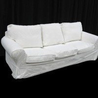 White Sofa