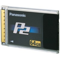 Panasonic 64GB P2 Card