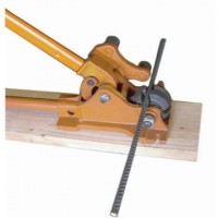 Manual Rebar Bender and Cutter