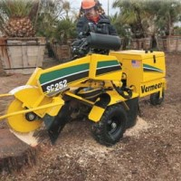 252 Hydraulic Stump Grinder