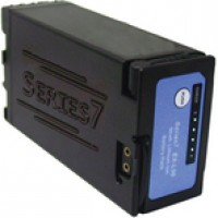 Switronix EX-L96 Battery with Built in Powertap
