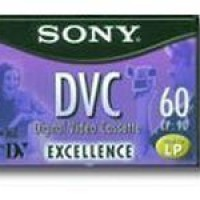 Sony Excellence Mini DV Tape