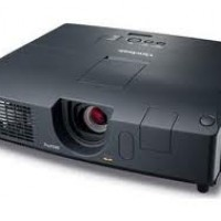 Mac/PC Compatible LCD Projector