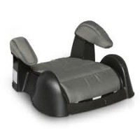Child Booster Black Seat