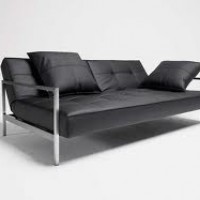Black Sofa