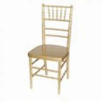 Gold Chiavari Ballroom Chair