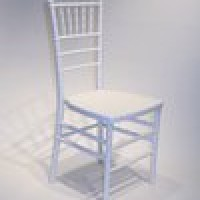White Chiavari Ballroom Chair