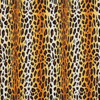 Leaping Leopard Spandex Chair Cover