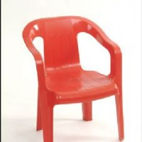 Plastic Kiddie Chair