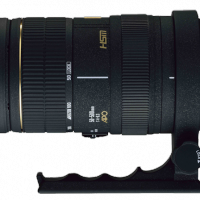 Sigma 50-500mm f/4.0-6.3 EX HSM for Canon