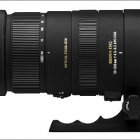 Sigma 50-500mm f/4.5-6.3 DG OS HSM for Canon
