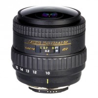 Tokina 10-17mm F/3.5-4.5 Fisheye Lens For Canon