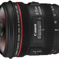 Canon 8-15mm F/4L Fisheye