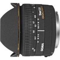 Sigma 15mm F/2.8 Fisheye for Canon