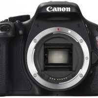 Canon EOS T3i Camera