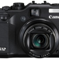 Canon Powershot G12 Compact Camera