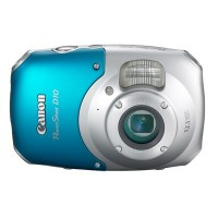 Canon Powershot D10 Compact Underwater Camera