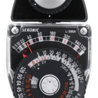 Sekonic L-398A SD III Lightmeter