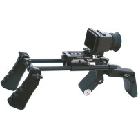 Cavision Shoulder Mount with Viewfinder