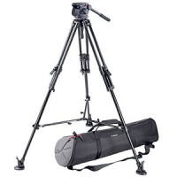 503 Heavy Duty Fluid Head and Tripod