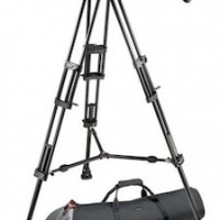 Bogen/Manfrotto 526 Fluid Head and Tripod