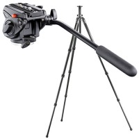 Manfrotto 701HDV Fluid Lightweight Head with 190 CXPro Tripod