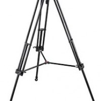Manfrotto 501HDV Fluid Head with Bogen 547B Tripod