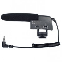 Sennheiser MKE400 Shotgun Microphone