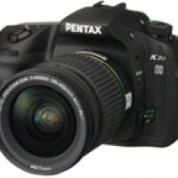 Pentax K20D