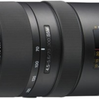 Sony 70-300mm F/4.5-5.6G SSM Lens