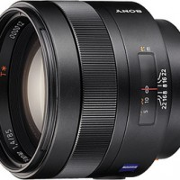 Sony-Zeiss 85mm F/1.4 Lens