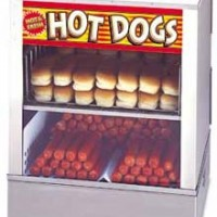Hot Dog and Bun Warmer