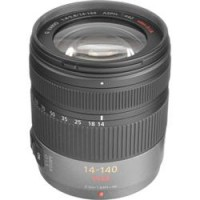 Panasonic Lumix G Vario HD 14-140mm F/4.0-5.8 OIS for Micro 4/3 Lens