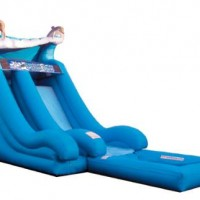 Super Splashdown Water Slide