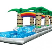 Tropical Slip and Slide