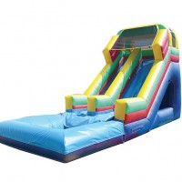 15' Rainbow Slide