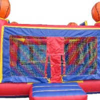 16' x 16' Basketball Court