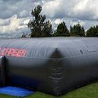 30' x 30' Huge Laser Tag Arena