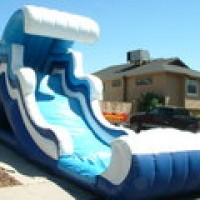 Wave Water Slide